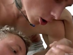 When we brought American boy Max Ryder, all he wanted to meet Jack Harrer. We..