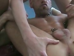 Marlon and Tomas start with some serious ass and cock food. Marlon member so..