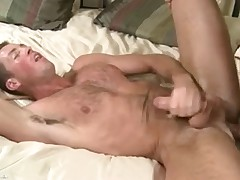 Tanner Wayne gets his ass pounded by big dicked Girth Brooks