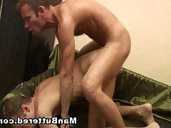 Hot dude fuck and anal about massive facial!