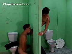 Glory hole DOMINIK TROJAN