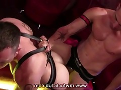 See this and other hot scenes in commodity Club Fuck!