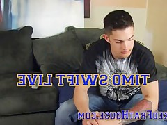 Sexy and masculine Timo Swift here today live and chat with their audience...