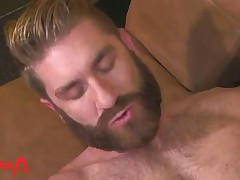 There is no doubt about it. Jeffrey real man! He is a tall, hairy, muscular..
