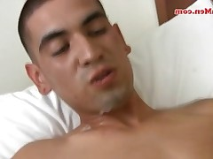 Check out this cute, young, sexy nude bi latin man. Check him jerk off and..