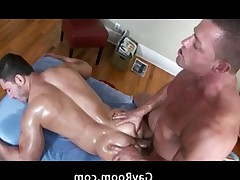 Massage Mark was so fucking hot. I could feel the cracks of the solid amateur..
