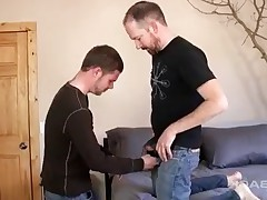 See Evan Parks gets her tight hole fucked raw by Seth Chase. Seth unloads a..