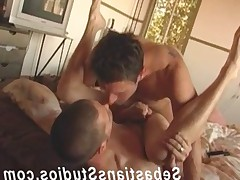 Sebastian Studios specializes in gay (of course), without a saddle, ass..