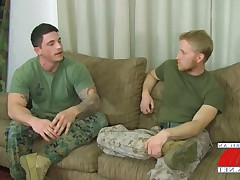 Slate Sergeant and Sergeant Jay are sharing their stories about bad asses in..