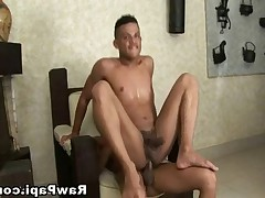 Latino Gay hardcore anal sex movie of wild Latino who loves butt fucking..